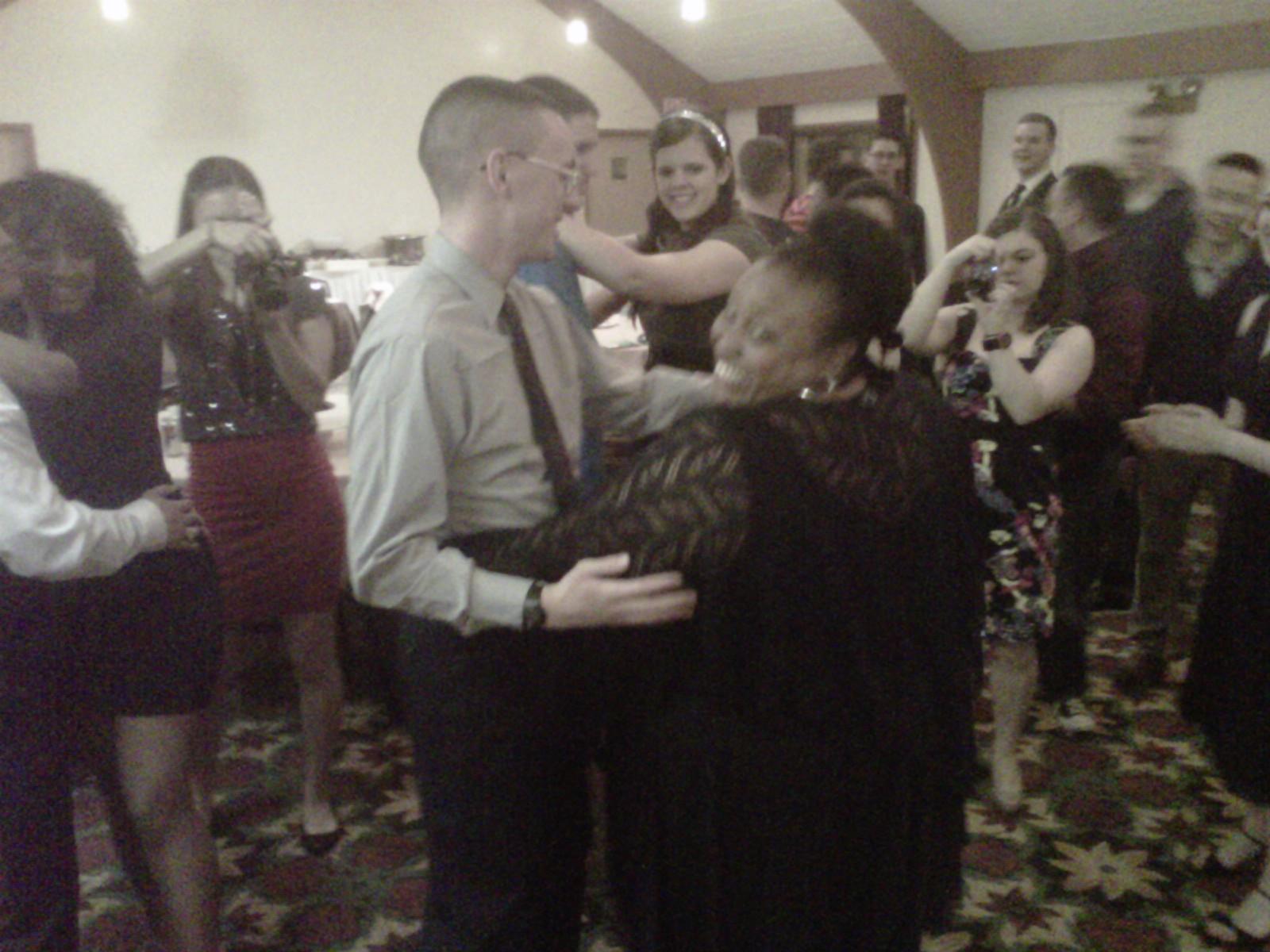 Rhonda Dancing
